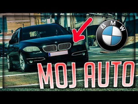 MOJ BMW U GTA V !? Grand Theft Auto V - BMW F11