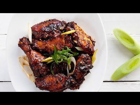 PEPPER CHICKEN - TERIYAKI CHICKEN | QUICK CHICKEN SNACK | HEALTHY CHICKEN SNACK RECIPE- FoodyMomm