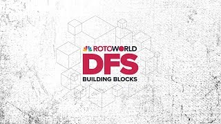 NFL Week 15 DFS Building Blocks | Fantasy Football | ROTOWORLD