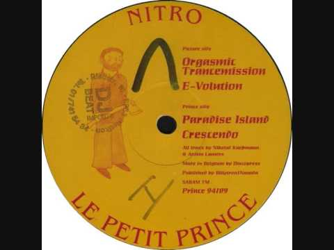 "Label: Le Petit Prince Catalog#: Prince 94/09 Format: Vinyl, 12"" Country: Germany Released: 1994 Genre: Electronic Style: Hard Trance Credits: Written-by - Armin Lamers, Nikolai Kaeßmann Notes: Made in Belgium by Discopress Published by Billytron/Nanada"