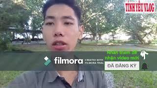 TRẦN THÀNH -  Top Youtuber Nổi Tiếng    Tình Yêu Vlog