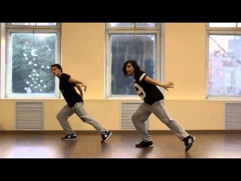Hip-hop/Урок для начинающих 2/ DC SLAM