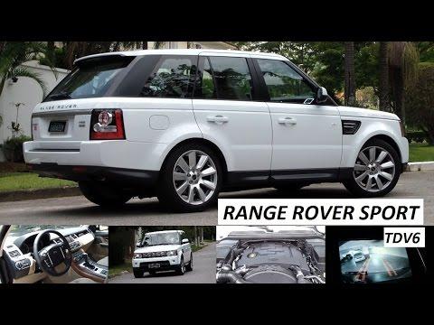 Garagem do Bellote TV: Range Rover Sport