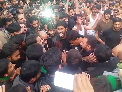 Allah Huma Saleh Alaa muhammad qari noha khan party