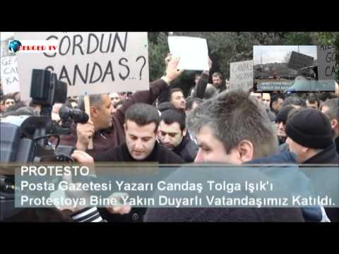 GERSOY-DER POSTA GAZETESİNİ PROTESTO ETTİ, UYARDI.