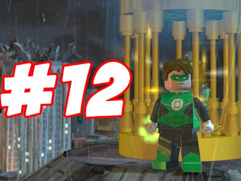 LEGO Batman 2 - LEGO BRICK ADVENTURES - PART 12 - BANE!