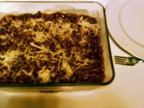 Espaguetis con carne picada- Receta de Cocina - RecetasNet