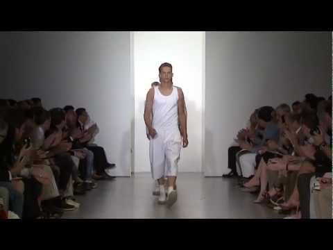 Calvin Klein Collection Men s Spring 2012 Runway Show