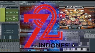 Indonesia Pusaka Metal Cover By Rendy Jezy