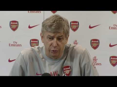Arsene Wenger on Sol Campbell's Arsenal return