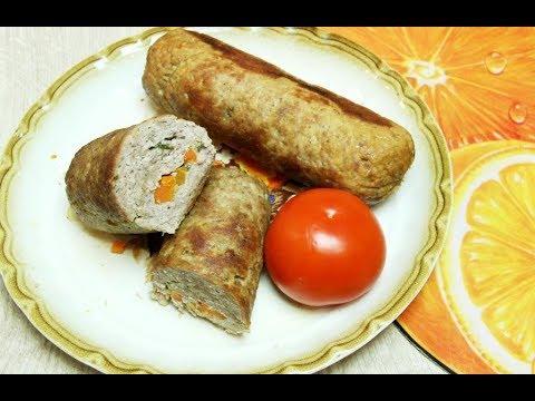 Мясной рулет  - Сметут со стола раньше салатов