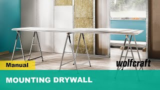 Drywall - step by step