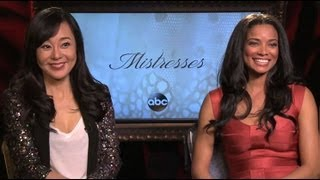 Mistresses - Yunjin Kim and Rochelle Aytes - Opposite Sides of the Story