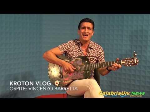 Kroton vlog: Vincenzo Barretta