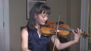 Rare Re Dis Ed Stradivarius Violin Returns To The Stage