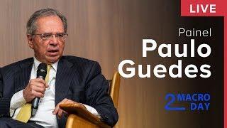 🔴 PAULO GUEDES - Análise da Estratégia Econômica atual - INÉDITO - Agosto/2019