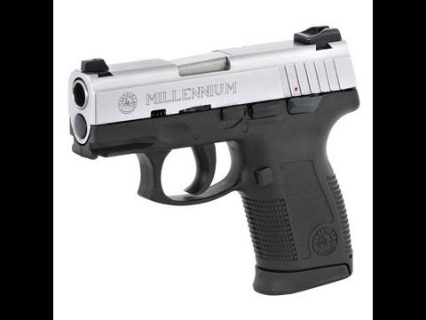 Taurus Millennium Handguns for Low Cost Ownership and Prepping