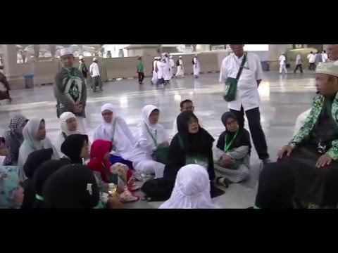 Youtube video ibadah umroh