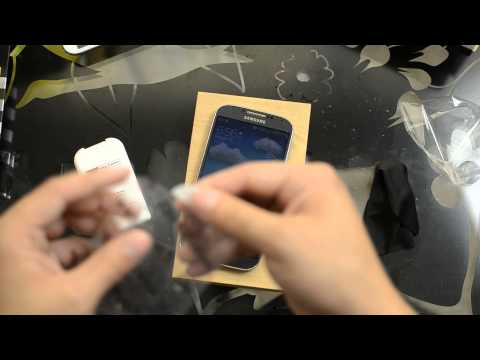 Samsung Galaxy S4 - Zagg Invisibleshield High Definition Install Video video