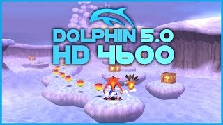 DOLPHIN EMULATOR 5.0 on Intel HD 4600 | Low End PC Frame Rate Test