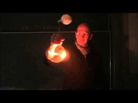 """24 Tage - 24 Experimente: 23. Dezember - die Masse des """"Nichts"""""""