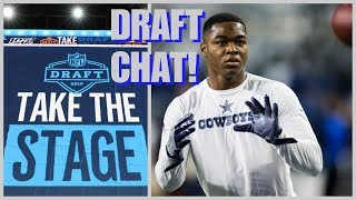 COWBOYS CHAT: 1st Round Is In The Books; Day 2 Draft Outlook; Randall Cobb SPEAKS! NFL News & More