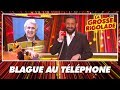 Michel Boujenah raconte une blague darka en direct par téléphone !