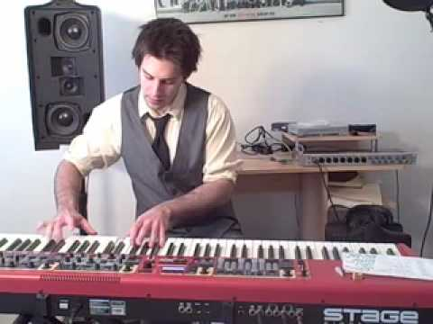 Classic 80's Hits... Interpreted for Ragtime Piano - By Scott Bradlee