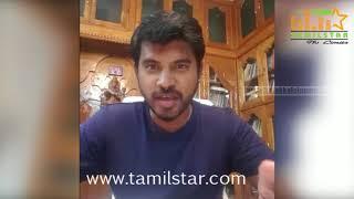 Lyricist Pa .Vijay  about Cauvery Issue