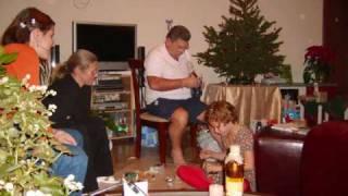 The Bacsa Family 2008 Christmas time