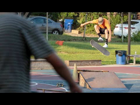 East Coast Tour RAW And Uncut | Levi's Skateboarding