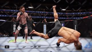 EA Sports UFC 2 Funny Knockouts (No Commentary)