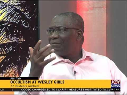 Ghana economy - AM Talk on Joy News (13-4-16)