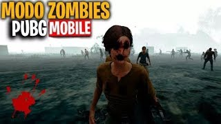 PUBG MOBILE Zombie. Best Moments of AlienGP. Zombi Modu