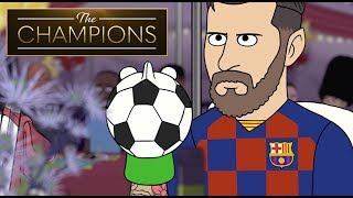 The Champions Extra: Leo Messi's Best Moments