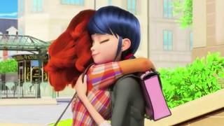 Miraculous Winx Club Marinette and Ayla