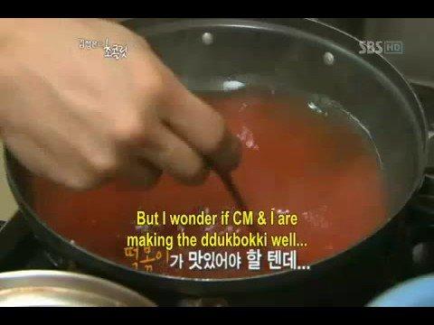 DBSK at visiting home Ye-Eun Eng sub