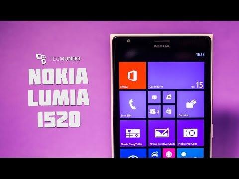Nokia Lumia 1520 [Análise de Produto] - TecMundo