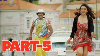 Pandavulu - Pandavulu Pandavulu Tummeda Telugu Full Movie P5 - Mohan Babu, Manchu Vishnu, Manchu Manoj, Hansika