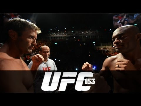 UFC 153: Silva vs. Bonnar Weigh-in Highlight