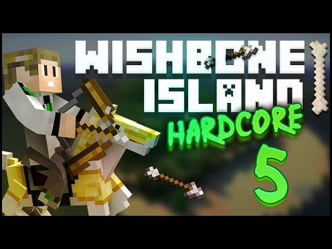 Wishbone Island Ep 5 - OpTic Craft uptdate + Taters!