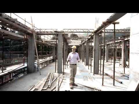 Come posare le lastre armate Ytong per solaio, Edificio residenziale Forno Canavese