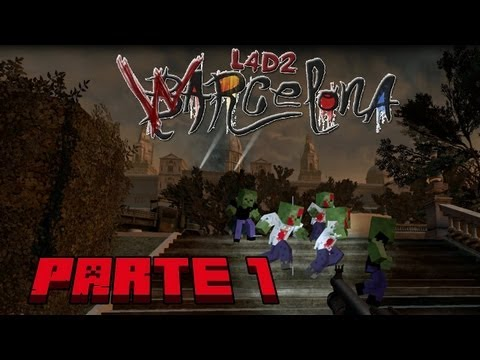 WARCELONA | L4D2 con Willy y Alex | parte 1