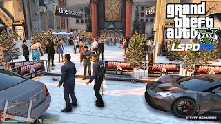 GTA 5 LSPDFR 0.3.1 - EPiSODE 294  - NYE PARTY - HAPPY NEW YEAR 2017!! (GTA 5 PC POLICE MODS)