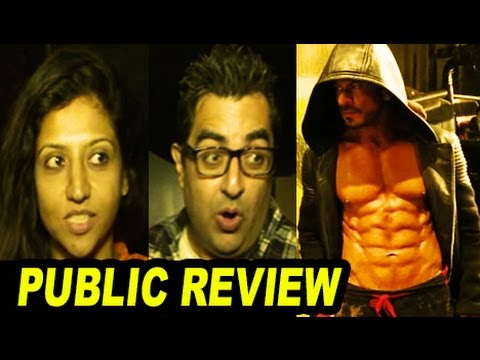 SRK's 'Happy New Year' Movie Public Review - Shocking Reviews - 24/10/2014