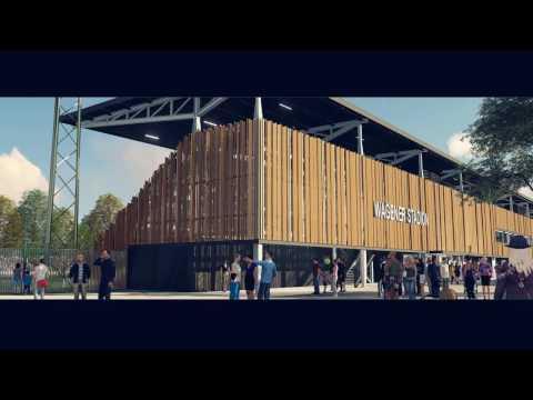 Dit wordt het nieuwe Wagener Stadion: een 3D-tour!