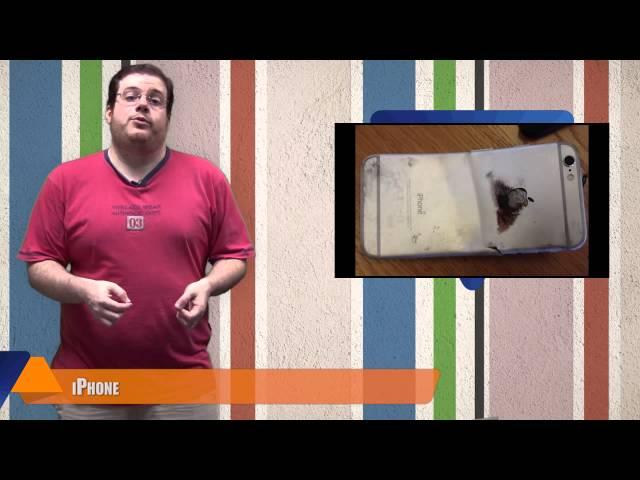 Hoje no TecMundo (20/10) - aluguel de iPhone, smartwatch da Microsoft, jogatina e comilança e mais