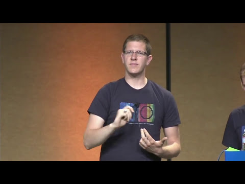 Google I/O 2011: HTML5 & What's Next