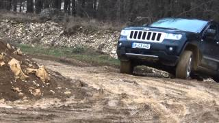 Offroad - Jeep Grand Cherokee 3.6 V6 Overland