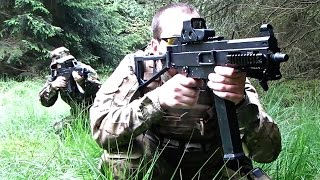 Airsoft War UMP/UMG, Ares FNC POW Scotland HD